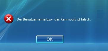 Windows Passwort vergessen
