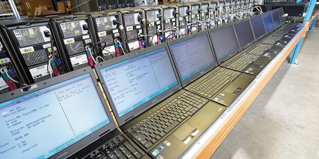 Flohmarkt Computer