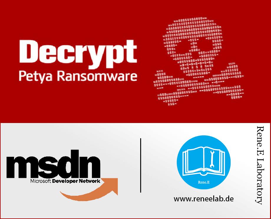 Virus Petya vorbeugen