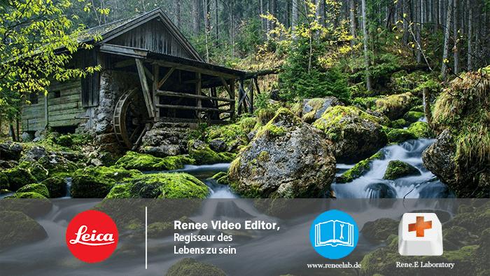 Zusammenarbeit zwischen Reneelab und Leica
