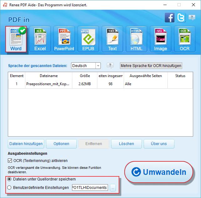 PDF-Dateien umwandeln_word