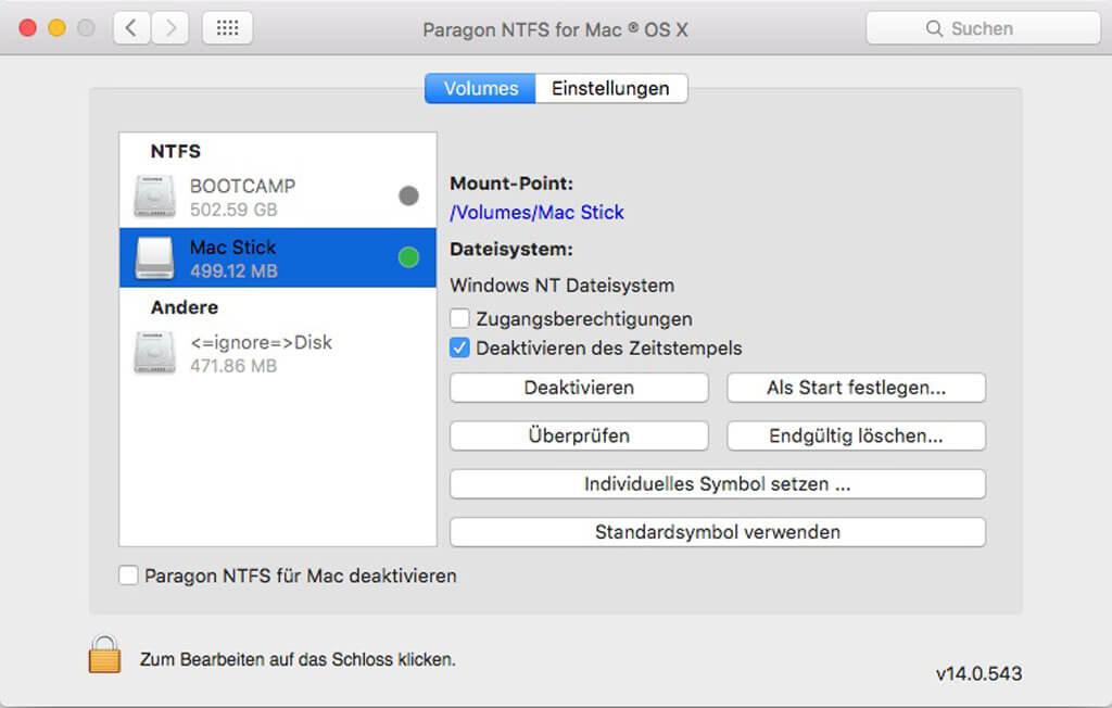USB Stick wird nicht von Mac erkannt