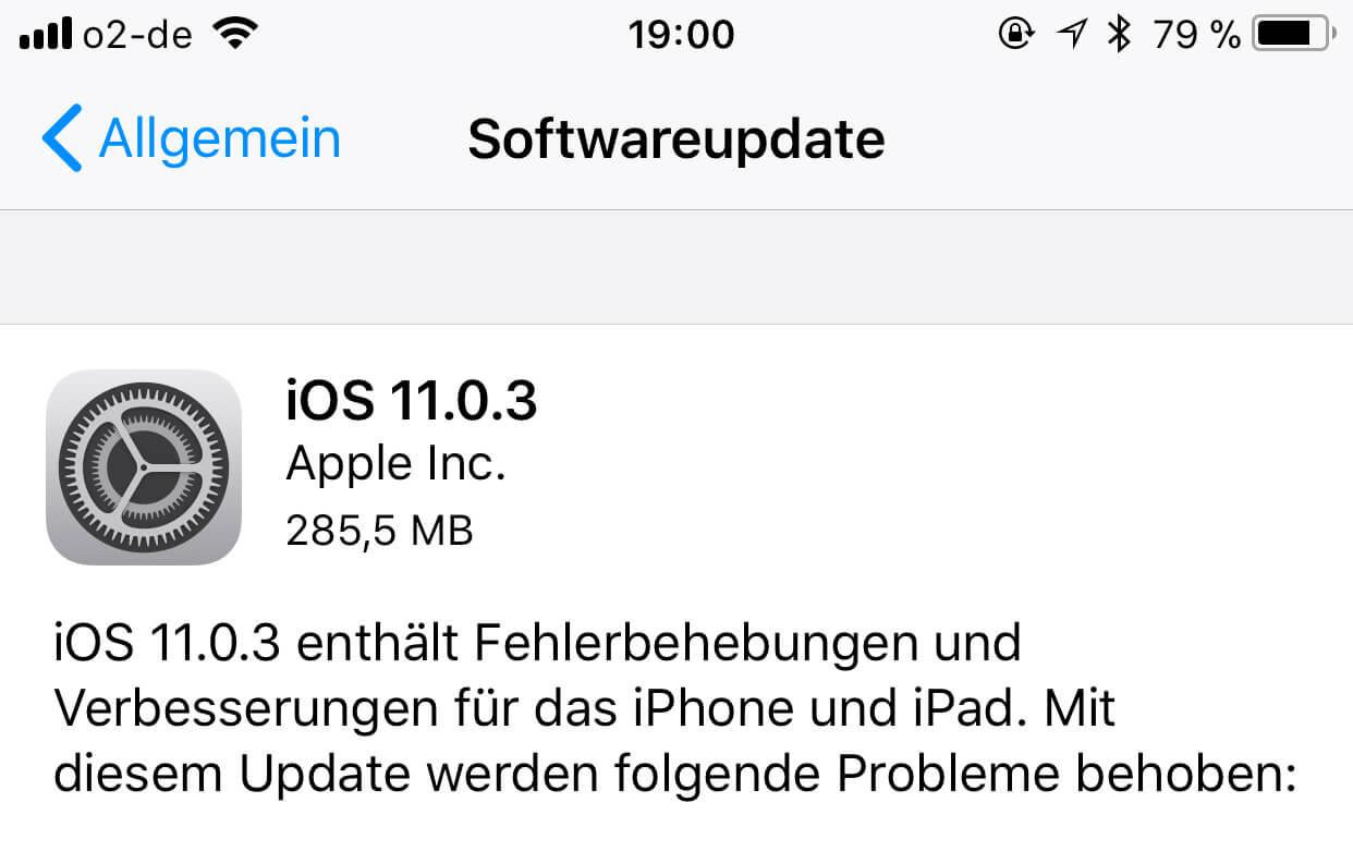iPhone: Gerät mit Ersatzdisplays soll nicht aktualisieren - Rene.E ...