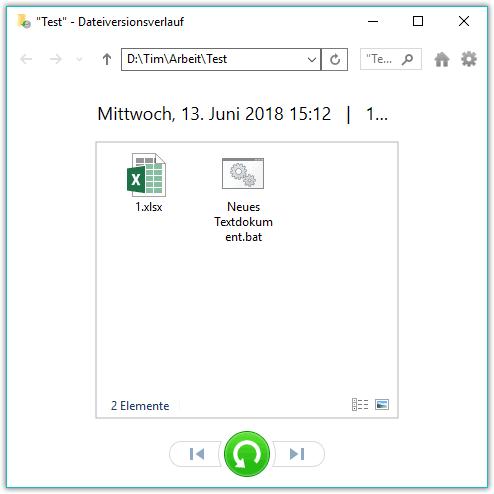 Ordner-in-Dateiversionsverlauf-öffnen
