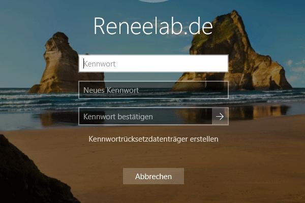Windows 10 Anmeldung Г¤ndern