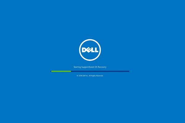 Dell zurücksetzen