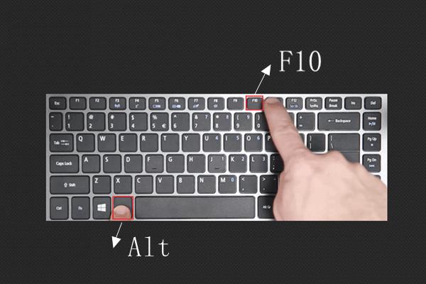 Acer F10