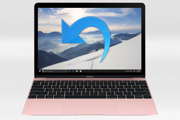 laptop zurücksetzen