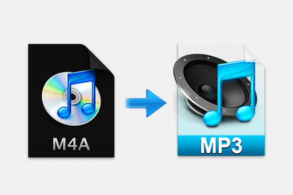 M4A in MP3