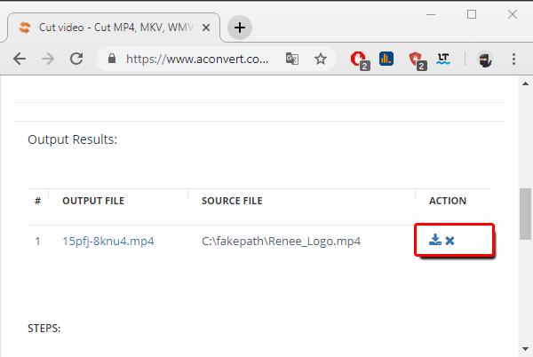 Video schneiden online _Video_Cut_mp4 schneiden_download