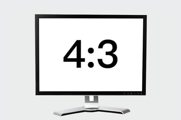 4 gegen 3 Auflösung