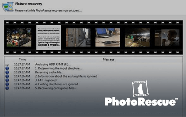 Tool 3. PhotoRescue