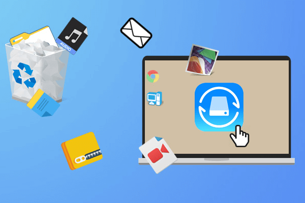 gelöschte Dateien retten
