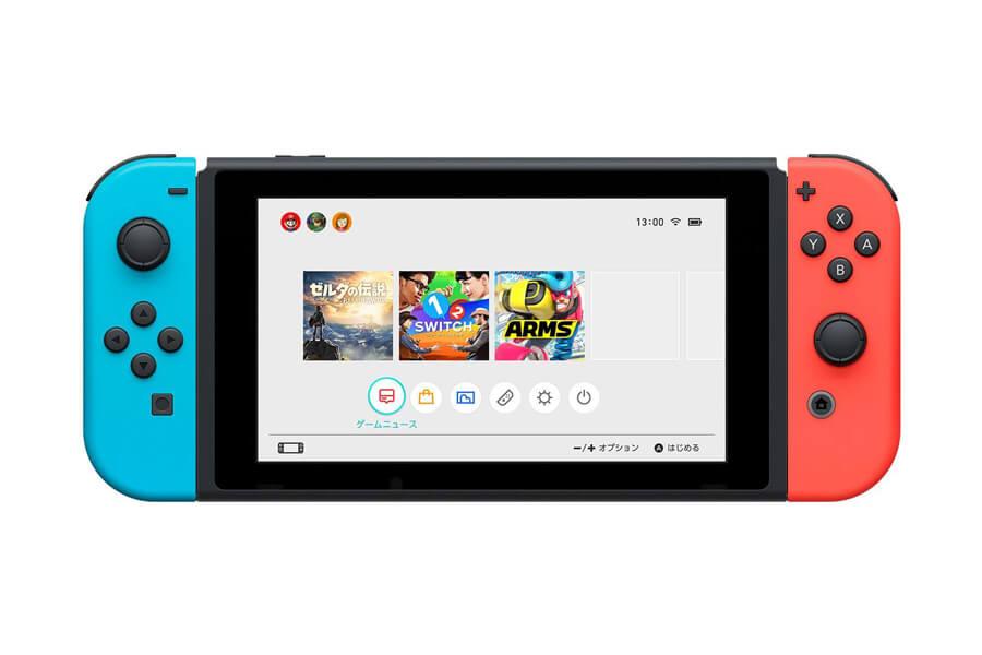 Nintendo Switch Speicherkarte umziehen