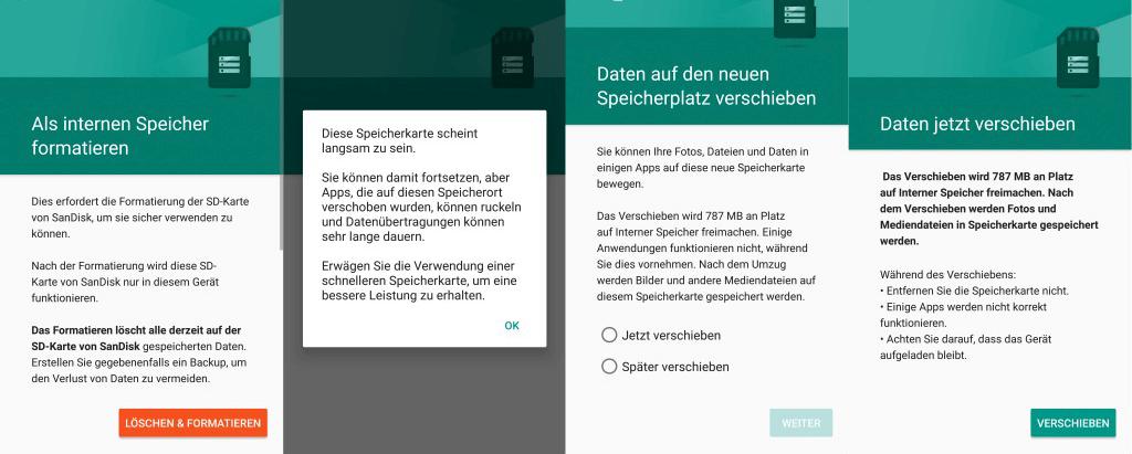 SD Karte als internen Speicher nutzen Android_2