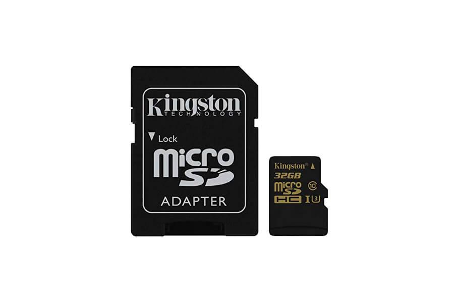 Nintendo Switch Speicherkarte: Kingston Technologies 64GB SDCG