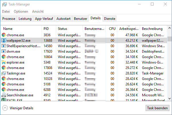 pc beschleunigen_unnötige Programme beenden