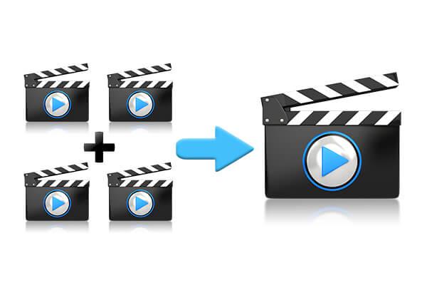 Mehrere Videos zusammenfügen