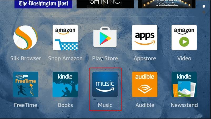 Musik von Kindle Fire auf SD Karte übertragen