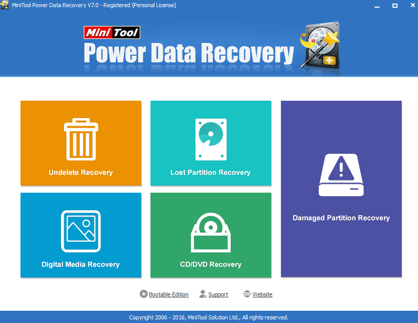 Micro SD Karte wiederherstellen Power Data Recovery